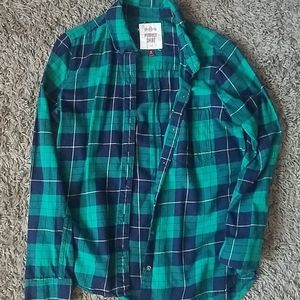 *SO* Perfect Shirt*Relaxed* Flannel*